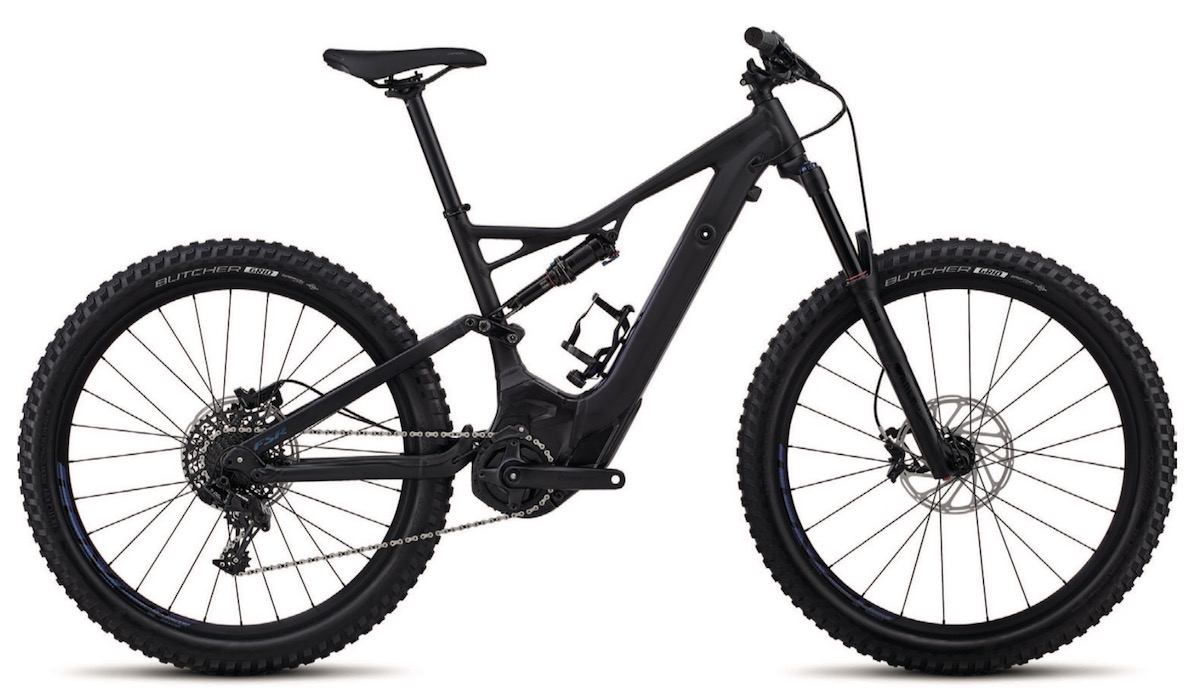 first look 2018 specialized turbo levo carbon e mtb. Black Bedroom Furniture Sets. Home Design Ideas