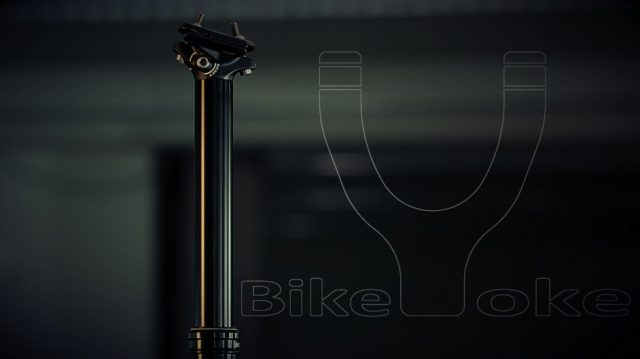185mm bikeyoke revive dropper post