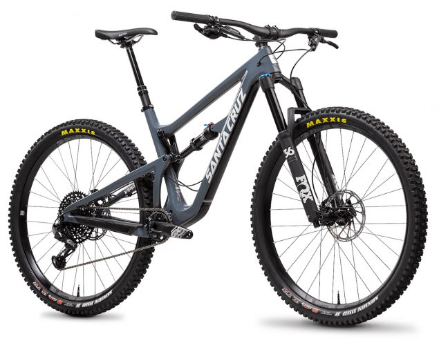santa cruz hightower lt full suspension