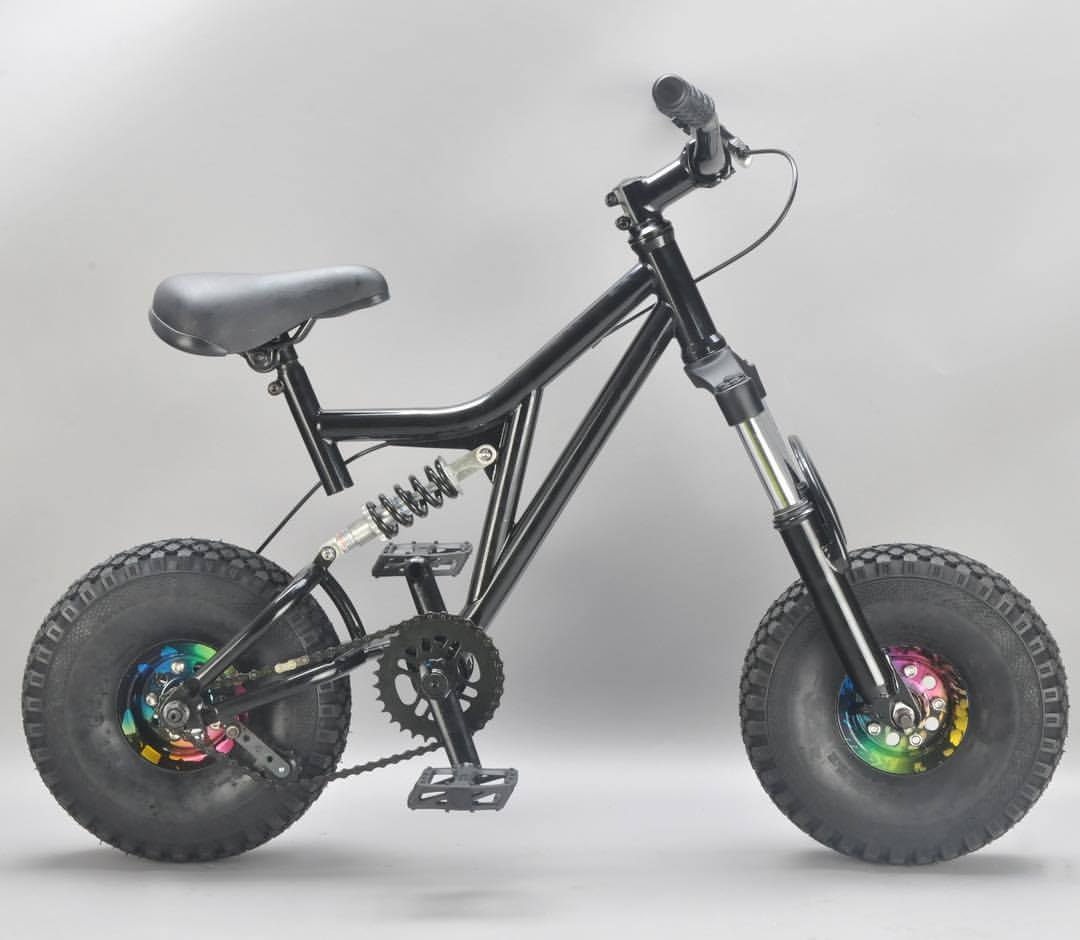rocker mini dh bike