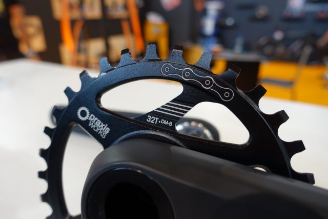 praxis girder carbon cranks