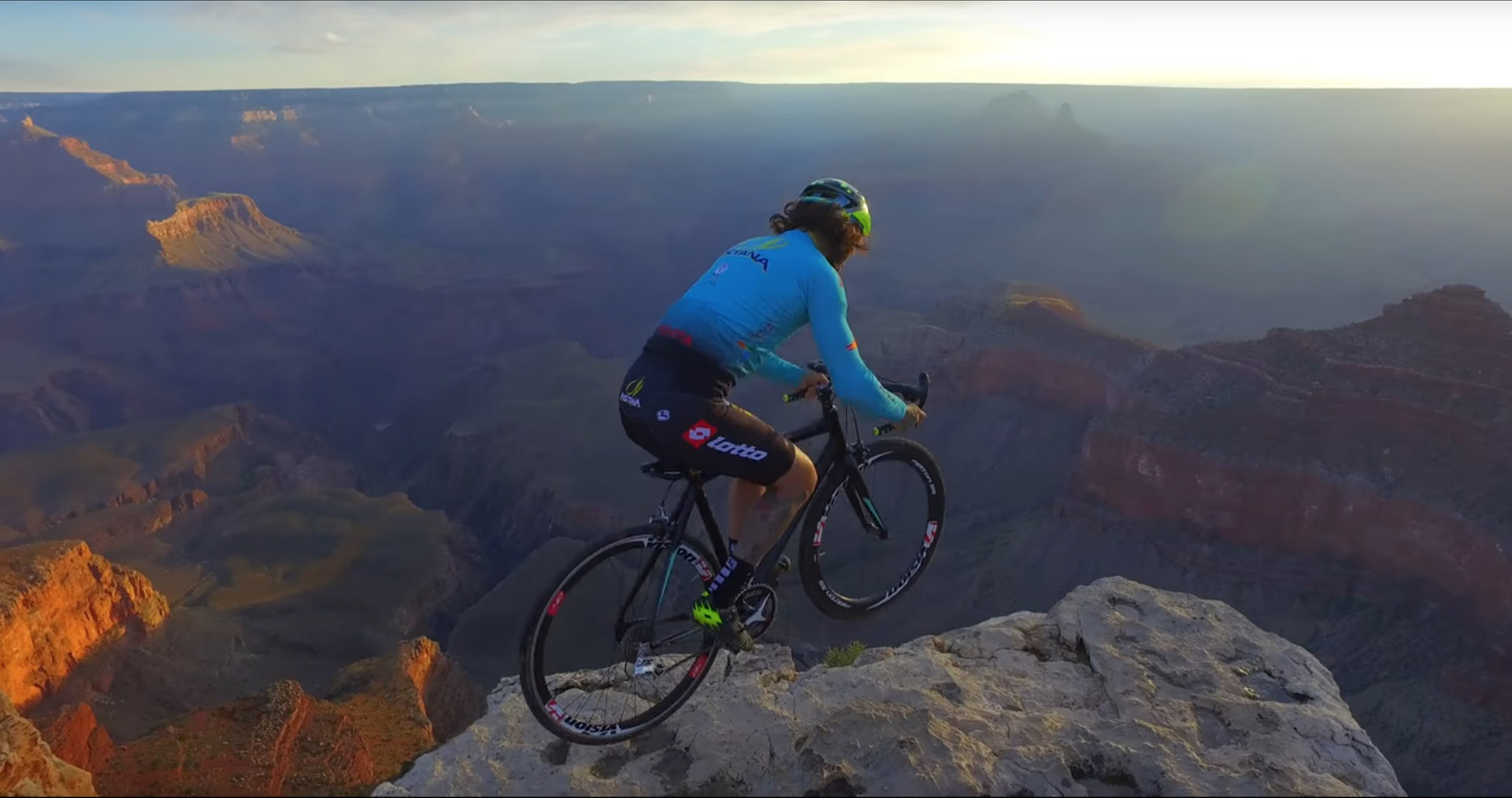 Vittorio Brumotti - Grand Canyon trials riding