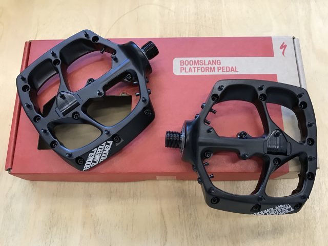 SPECIALIZED BOOMSLANG FLAT PEDALS