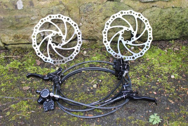 fsa afterburner brakes