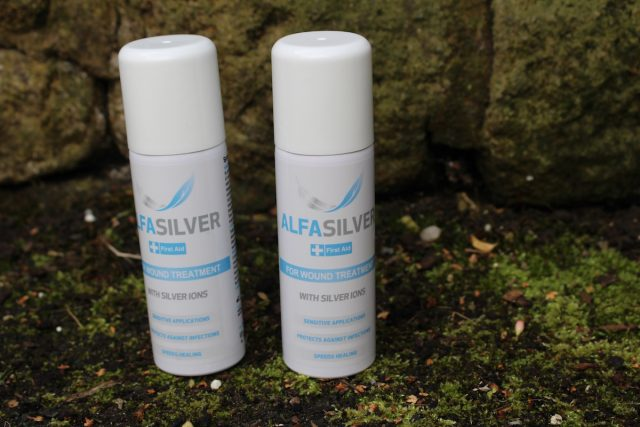 alfasilver medical spray