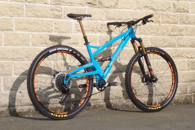 orange stage four 29er