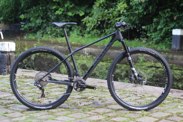 canyon exceed hardtail