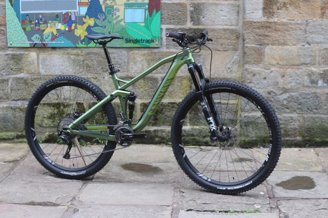 canyon neuron 29er