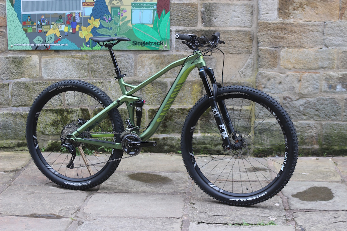 First Look: Canyon Neuron AL 9 9 | Singletrack Magazine