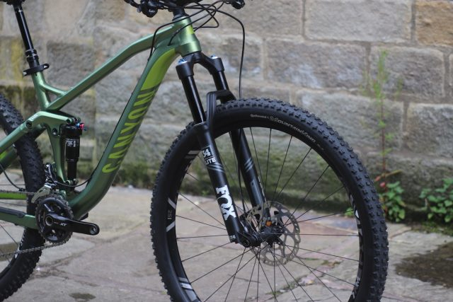 canyon neuron 29er full suspension