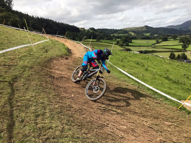 #making up the numbers - George Thompson - BDS 2017 Round four, Llangollen