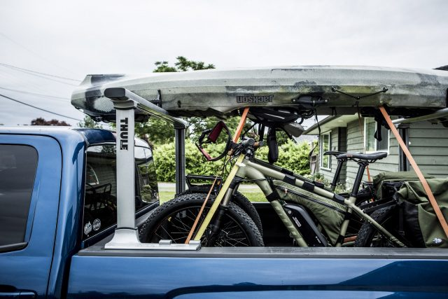 Kona Remote - bikepacking - Ruddock's Ranch