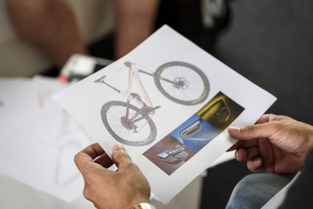 merida bikes factory tour 3d print prototype design drawing testing lab