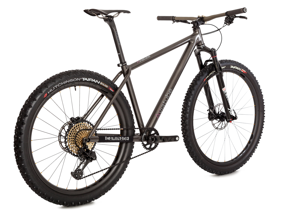 Caminade\'s Stunning Bonded Alloy Race Hardtail Prototype ...