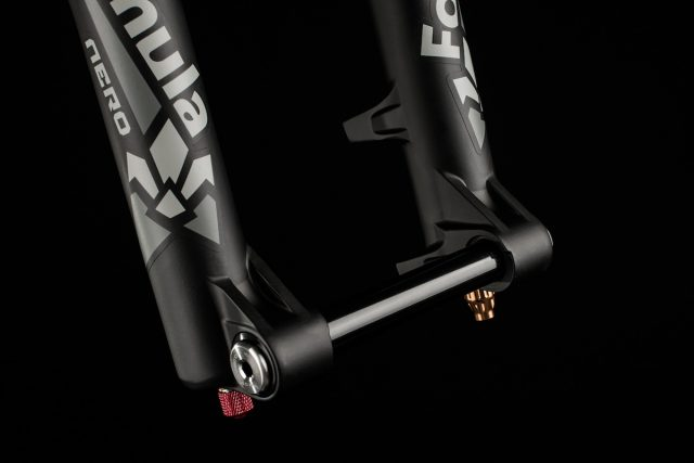 formula nero fork downhill dual crown