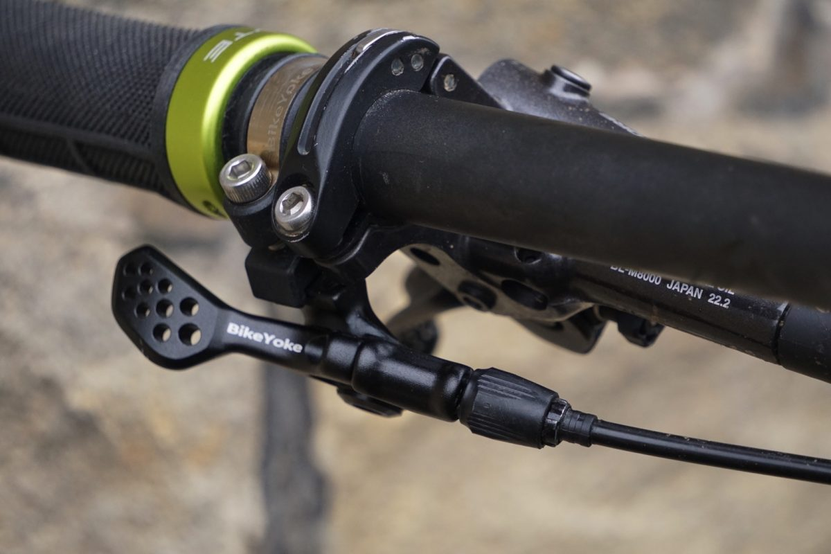 Bike Yoke Revive 160 dropper post review