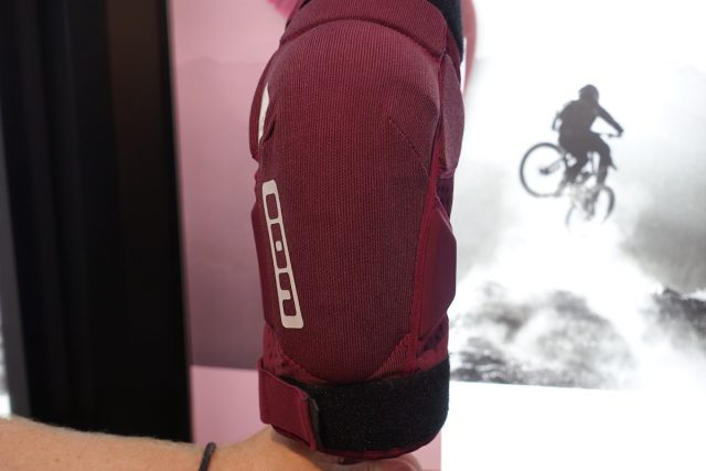 ion waterproof shorts jacket knee pads gloves eurobike