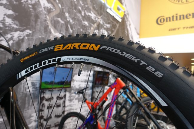 continental tyre baron