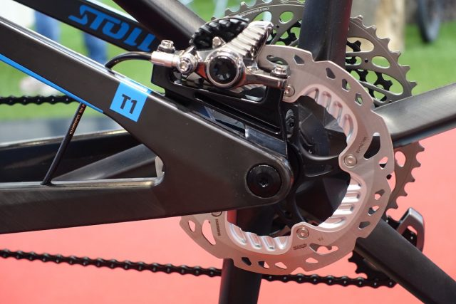 stoll german carbon hardtail r1 eurobike