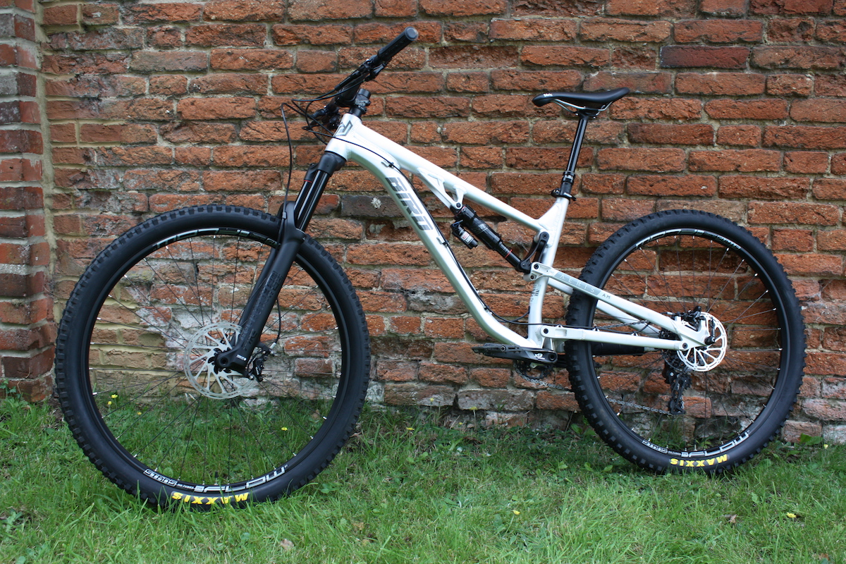bird aeris 29er full suspension am9