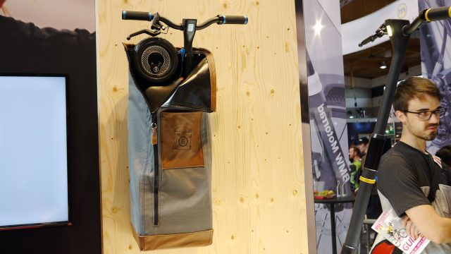 Eurobike 2017 - Brake Force One