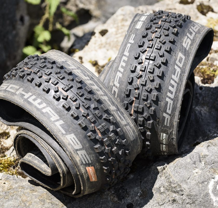 schwalbe hans dampf tubeless tyre