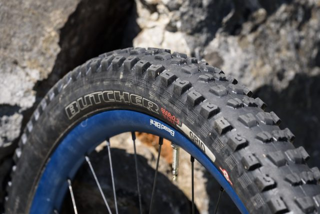specialized butcher grid tyre tubeless issue 114