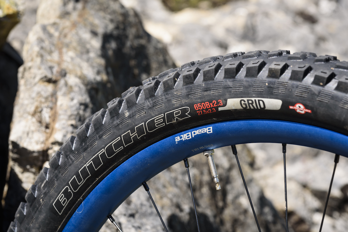 Review Specialized Butcher Grid 27 5x2 3in Tyre Singletrack Magazine