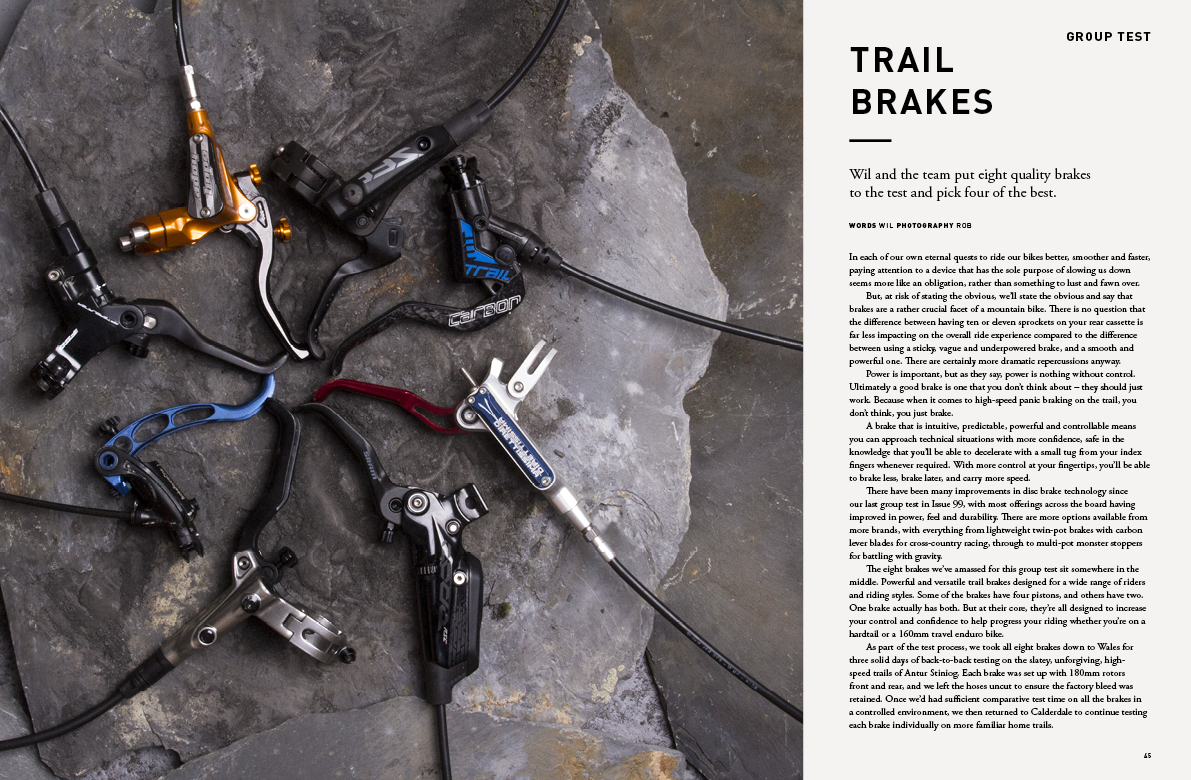 mtb magazine subscription reviews tested singletrack