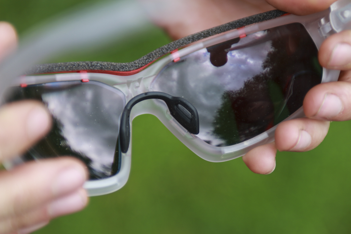 0cb54959ae9 ... a special hydrophobic lens coating. adidas evil eye evo pro glasses wil  bell super moustache