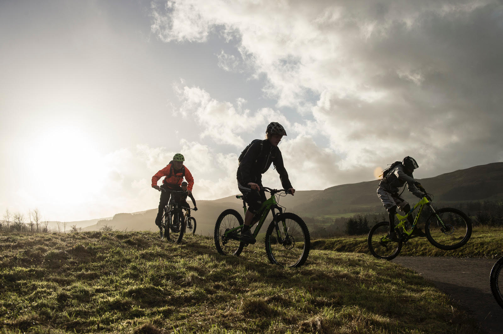 The Mountain Bike Centre of Scotland (MTBCOS).