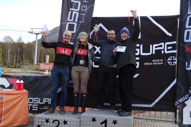 beate daz podium relentless 24hr
