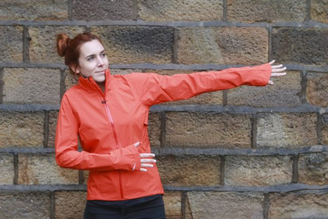 amanda jacket bontrager waterproof
