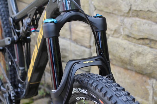 santa cruz tallboy alloy vpp