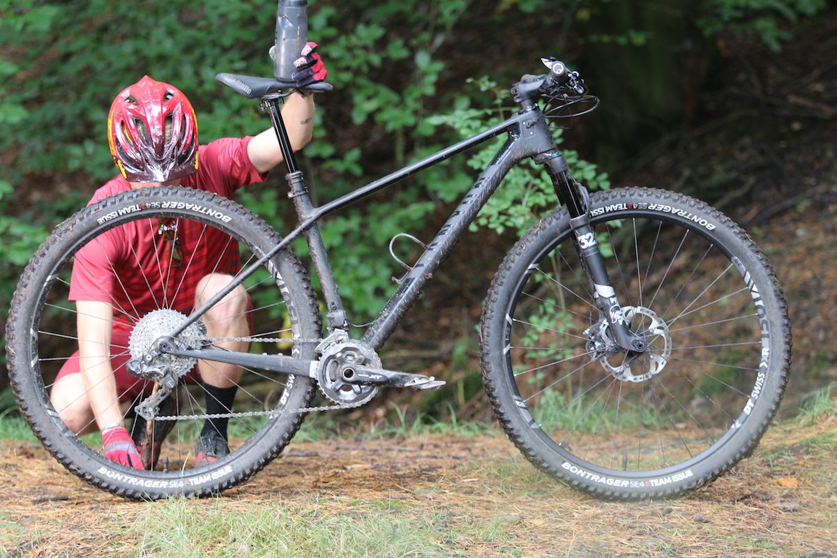canyon exceed di2 hardtail carbon wil hurstwood madison step cast fox