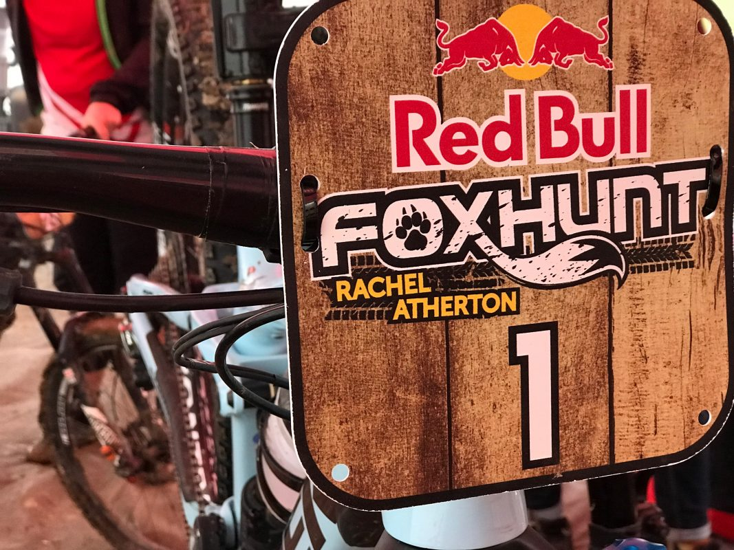 Red Bull Foxhunt Katy Winton Trek