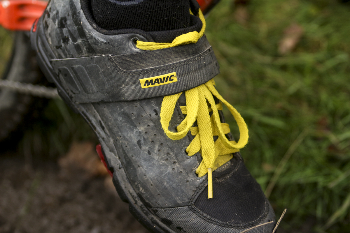mavic deemax spd shoe