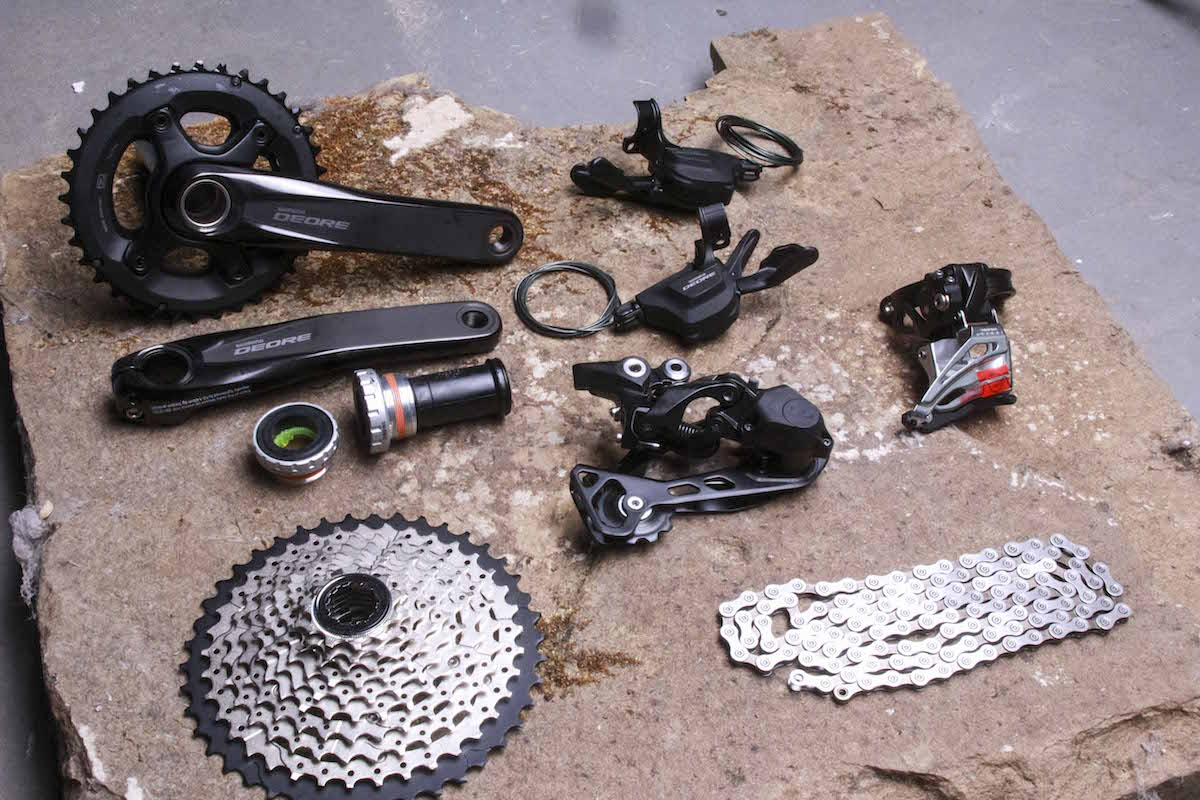 7127e466662 First Look: Shimano Deore M6000 Groupset - Singletrack Magazine