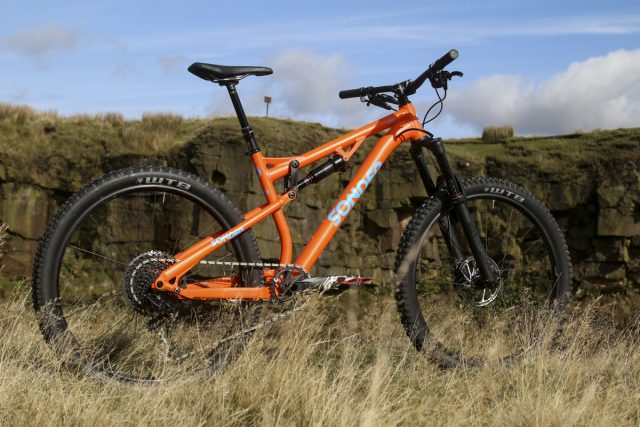 sonder evol full suspension