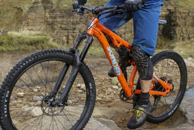 sonder evol full suspension lee quarry wil