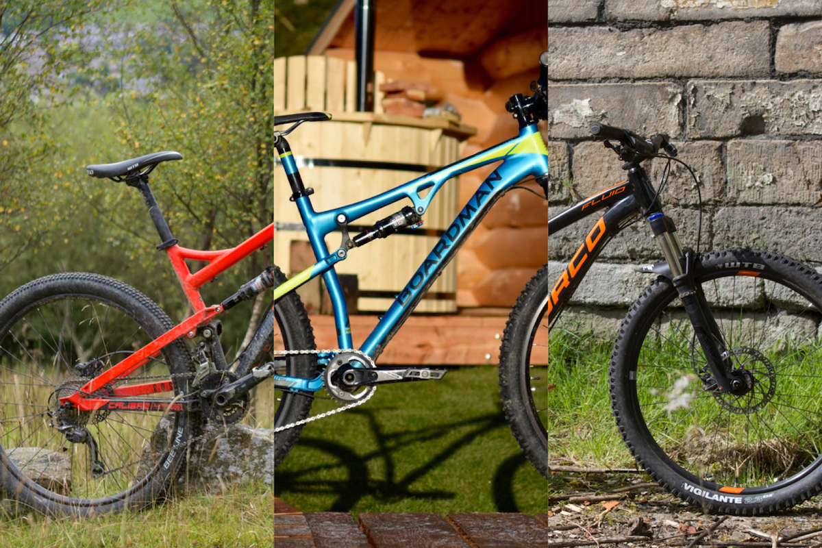 ea8be11d797 3 Full Suspension Trail Bikes Under £1500, Tested & Reviewed