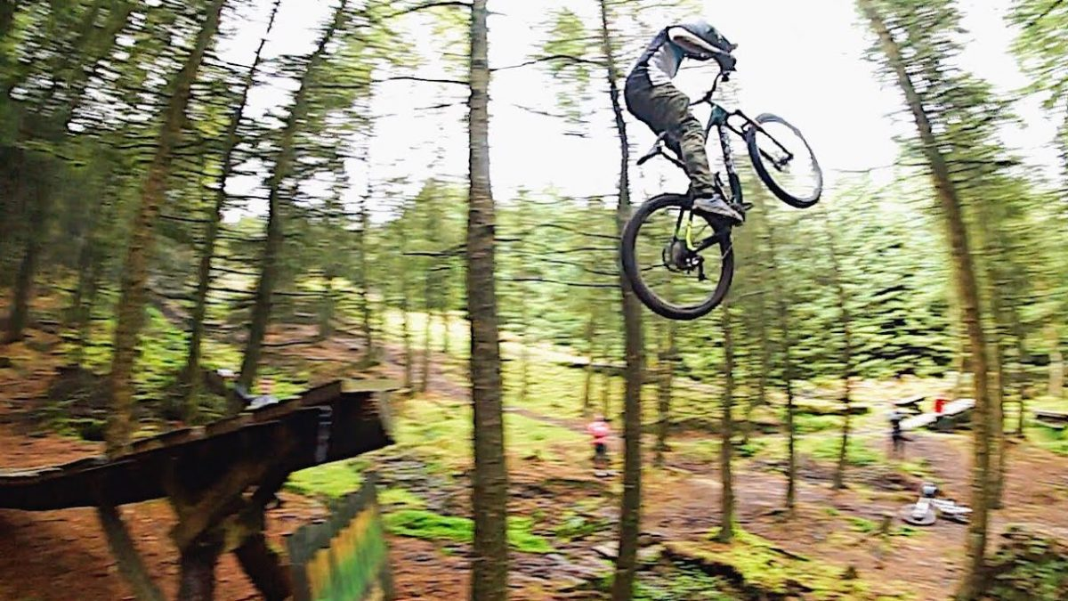 Big Wheels For Kids >> Video: Harry Main Rides Havok Bike Park – Singletrack Magazine