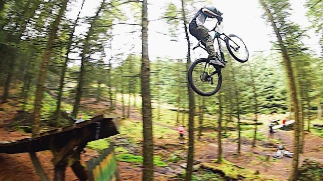 Harry Main - Havok Bike Park