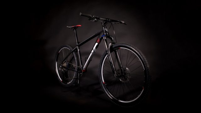 Triumph Motorcycles mountain bike