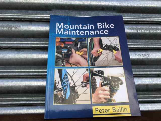 book mountain bike maintenance