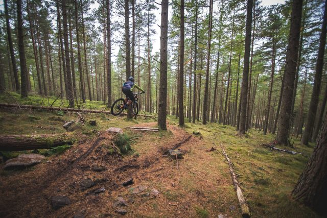 NETCO announce new Aberdeenshire trail centre