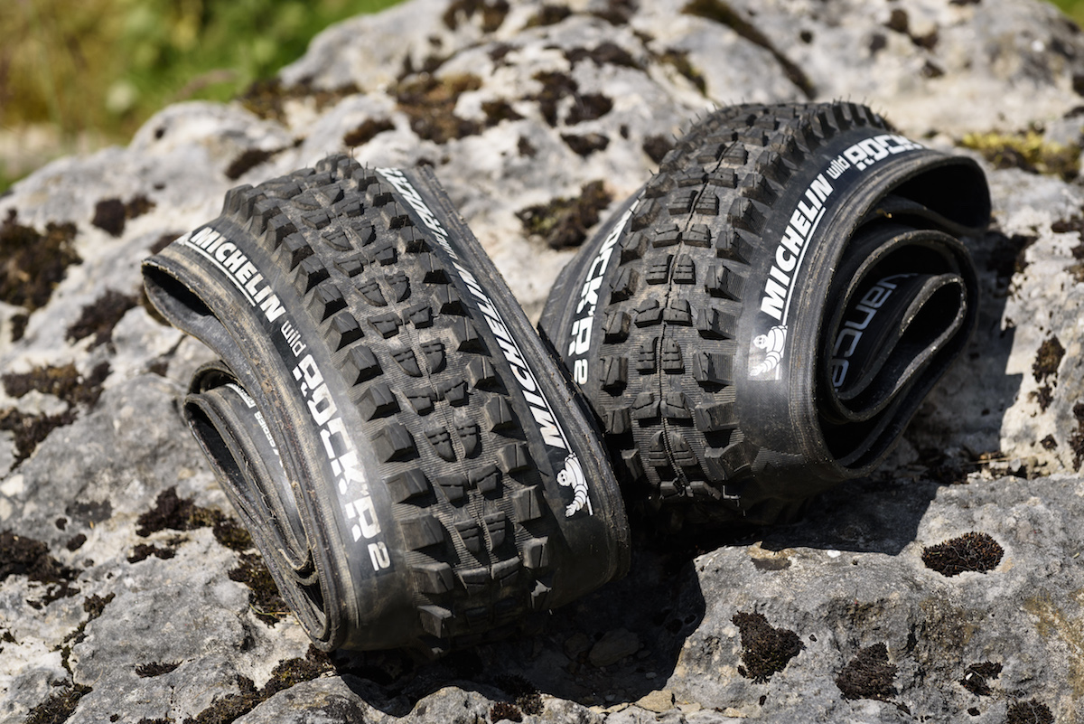michelin wild rock'r tyre issue 114 tubeless