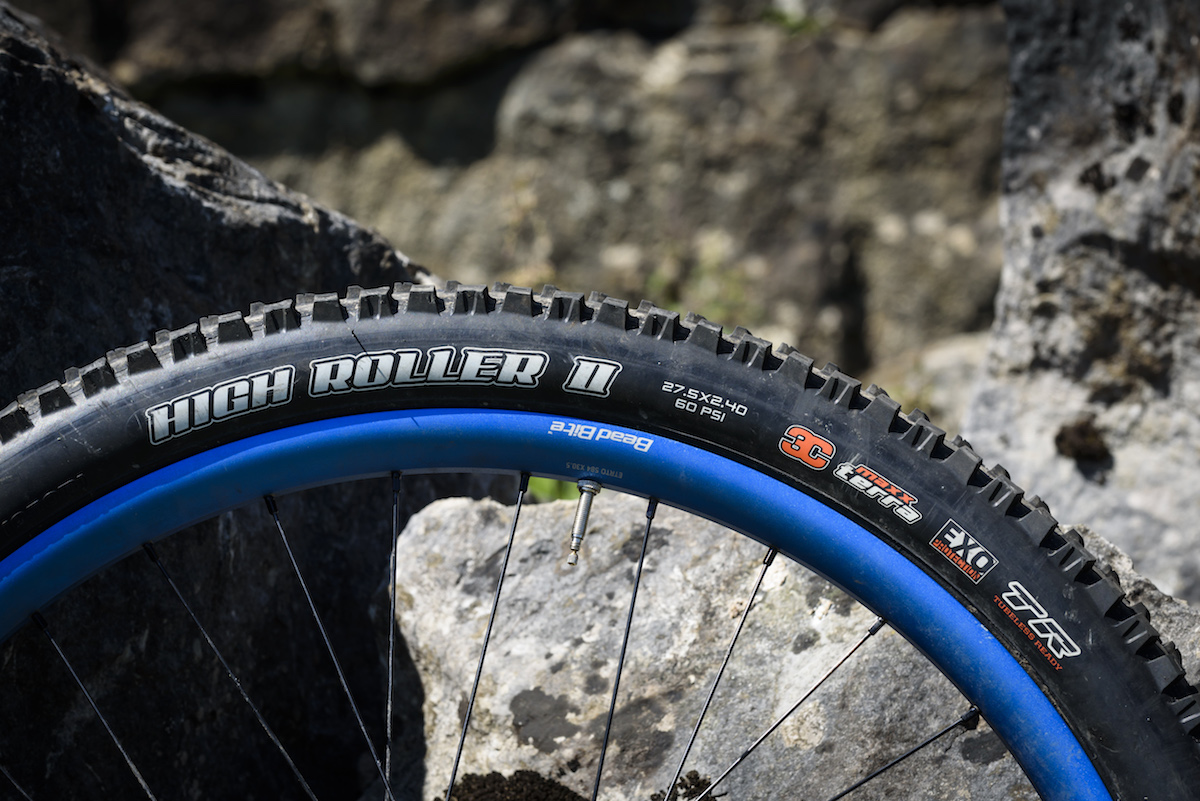 New Maxxis High Roller II 26 x 2.3 EXO Protection Tubeless Ready Mtn 2.30 Tire