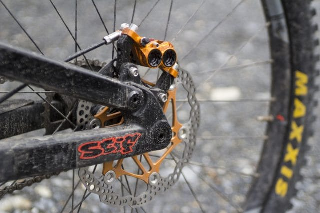 hope technology tech 3 e4 brakes issue 115 disc