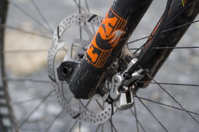 trp slate g-spec disc brake issue 115